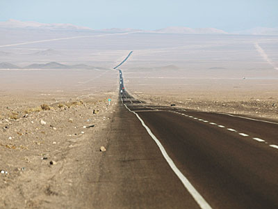 A Long and Dusty Road
