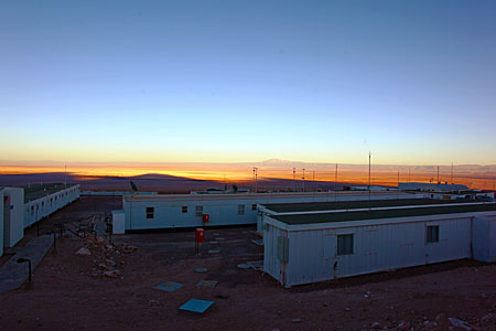 ALMA Operations Support Facility