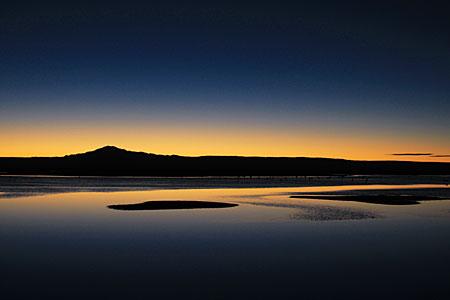 Water in the Atacama Desert
