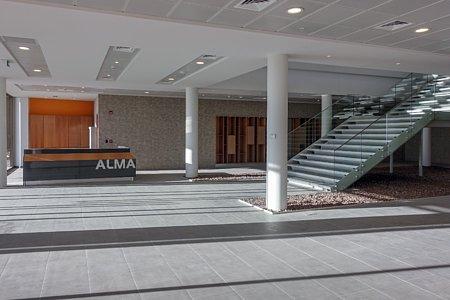 ALMA Residencia — entrance hall