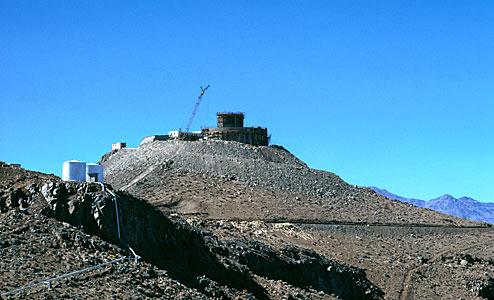 The ESO 3.6-metre telescope