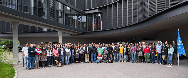 ERIS 2015 Group Photo