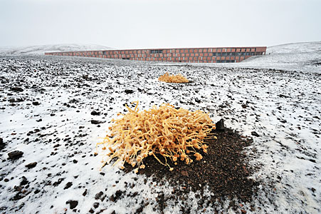 Unrecognisable Paranal Residencia