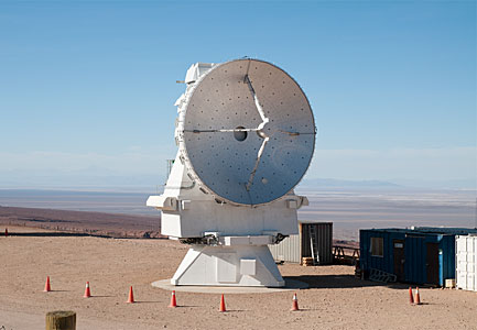 A 7-metre antenna for ALMA