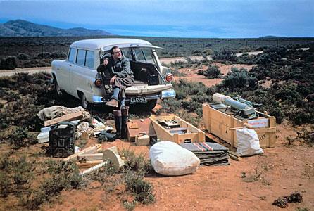 Africa Site Test 1955