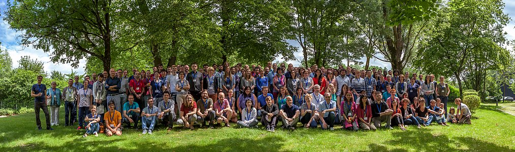 Group Photo at Active Galactic Nuclei Workshop
