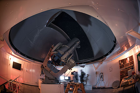 Repurposing the Danish 0.5-metre telescope