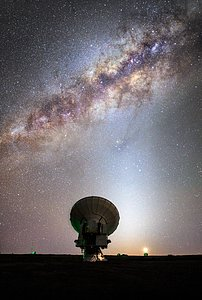 ALMA and the Milky Way