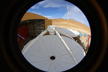 ALMA Antenna Procurement