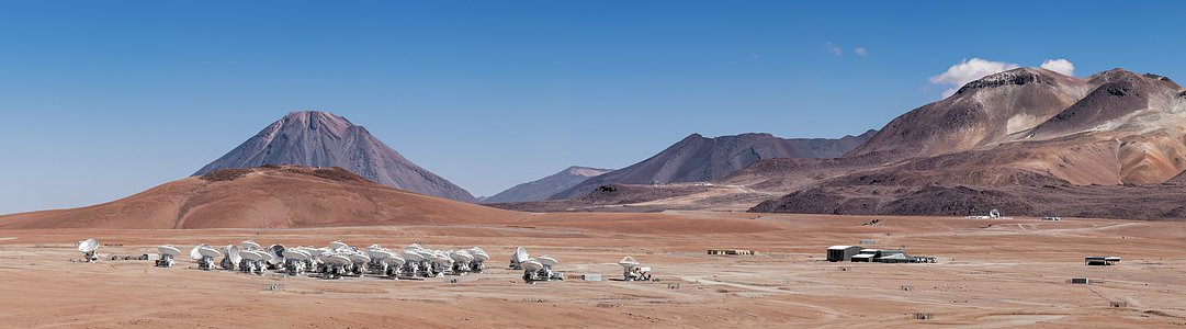 The ALMA array