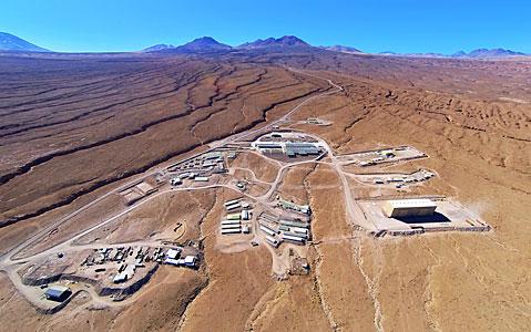 ALMA Operations Center