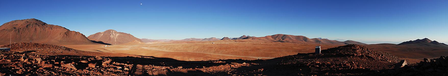 Chajnantor panorama