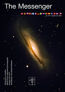 Cover of The Messenger No. 137
