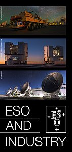 ESO and Industry flyer