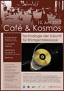 Poster of Café & Kosmos 12 June 2012