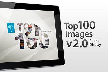ESO Top 100 Images v2.0 app