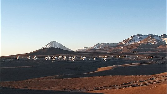 Chile Chill 3 — a video podcast celebrating the beauty of ALMA and its surroundings
