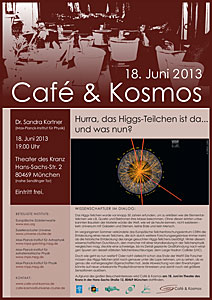 Café & Kosmos 18 June 2013