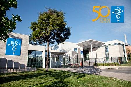 ESO's premises in Santiago