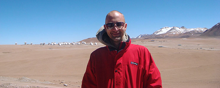 New ESO Director of Science Rob Ivison