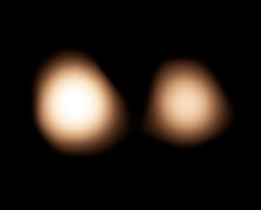 ALMA observations of Pluto and Charon