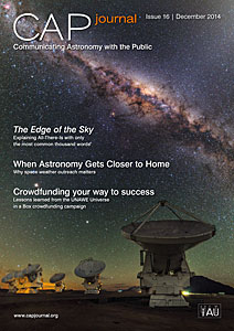 Cover of CAPjournal issue 16