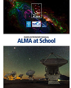 Cover of the ALMA radioastronomy manual
