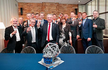 Agreement Signed for METIS Instrument for E-ELT