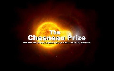 Olivier Chesneau Prize logo