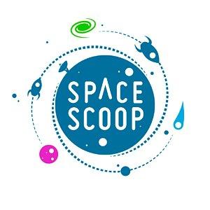 Space Scoop logo