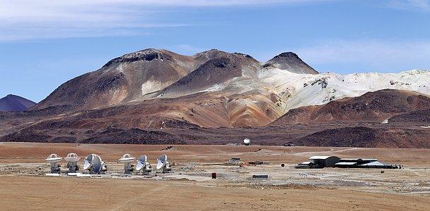 Herd of antennas