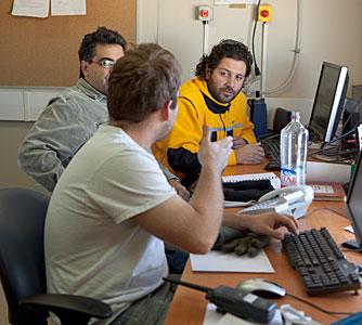 APEX Control Room