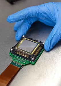 Aquarius, a new Infrared CCD