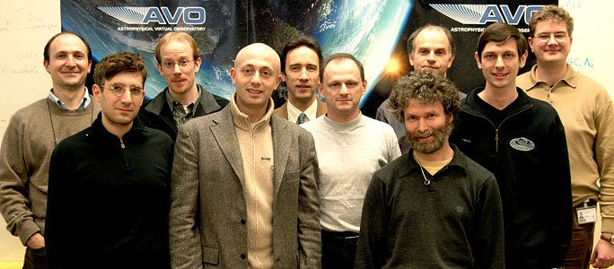 The Astrophysical Virtual Observatory Project (AVO)