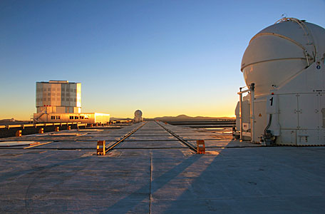 El Very Large Telescope