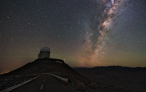 ESO and the Milky Way