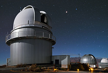 Danish 1.54-metre telescope at La Silla