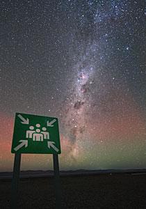 Meet me at the stars