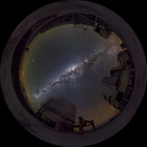 Night at Paranal