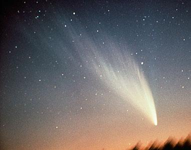 Comet  West, 1976