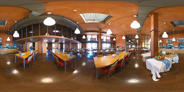 Panorama at la Cafeteria