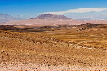 E-ELT possible site — Cerro Tolonchar / Chile