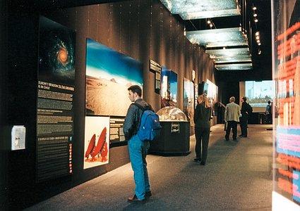 ESO exhibition at Hanover Fair