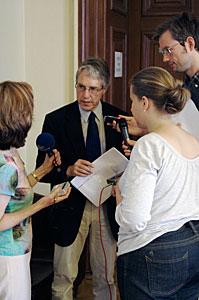 Claus Madsen interviewed by Spanish press