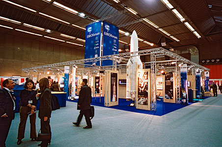 EIROforum information stand