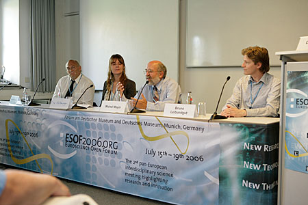 ESO EIROforum press conference on exoplanet research