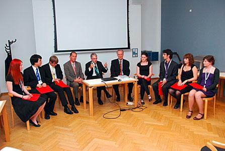 EIROforum press conference