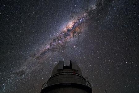 The Danish Telescope at La Silla