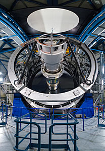 The Visible and Infrared Survey Telescope for Astronomy — VISTA