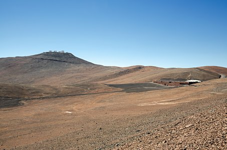 Residencia and  VLT